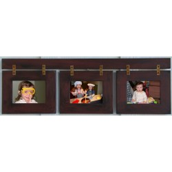 Antique Country Horizontal Conestoga Collage for (3) 4 X 6s