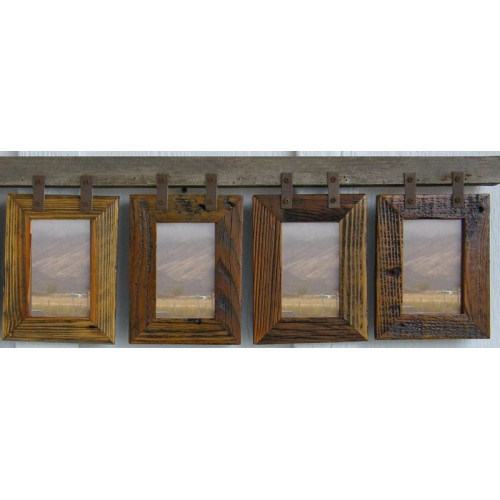 Montana Vertical Conestoga Collage Frame for (4) 5 X 7's