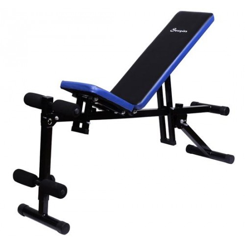 Soozier Adjustable Multi-use Dumbbell Chair