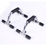 Soozier Home Gym Fitness Grip Push Up Bars