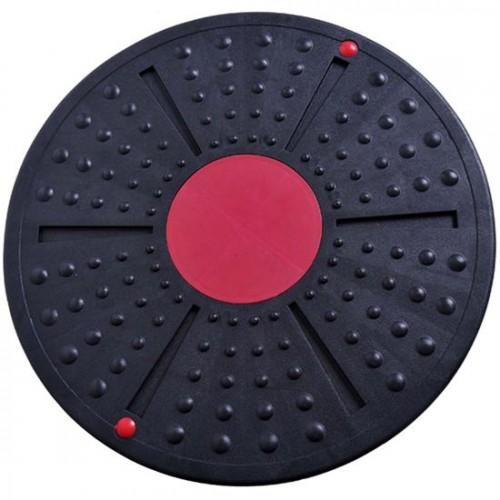 "Soozier 16"" Diameter Circular Wobble Balance Stability Board"
