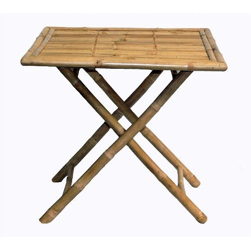 Folding square table