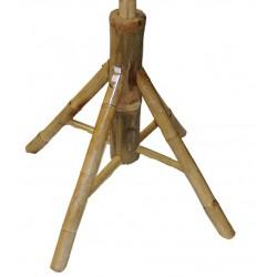 Bamboo umbrella stand
