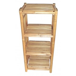 Bamboo 4 tier Kyoto rack