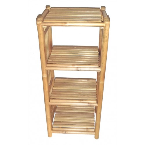 Bamboo 4 tier Kyoto rack