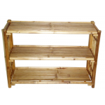 Bamboo 3 tier Kyoto rack