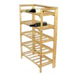 Bamboo Wine Rack