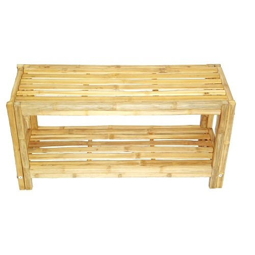 Bamboo super strong shoe rack