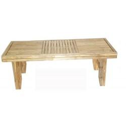 Bamboo fancy folding coffee table