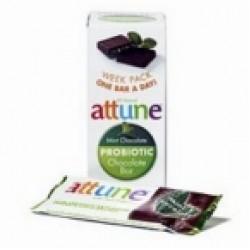 Attune Foods Mint Chocolate Probiotic Bar (4x7x.7 Oz)