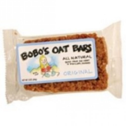 Bobo's Oat Bars All Natural Original Oat Bar (12x3 Oz)