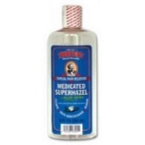 Thayer's Medicated Witch Hazel Astringent (4x12 Oz)