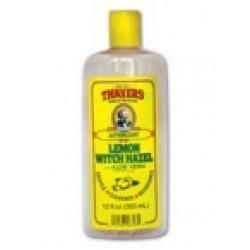 Thayer's Lemon Cleanse Witch Hazel (4x12 Oz)