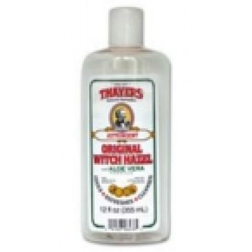 Thayer's Witch Hazel Astringent (4x12 Oz)