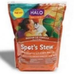 Halo Indoor Cat Chicken Spots Stew (6x3lb)