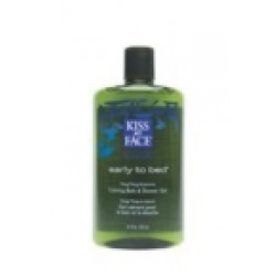 Kiss My Face Early to Bed Moist Bath (4x16 Oz)
