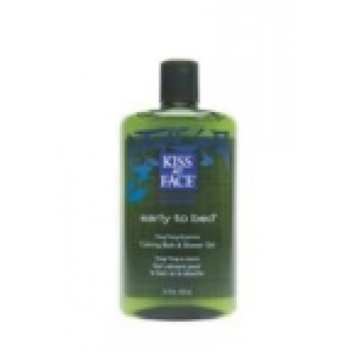 Kiss My Face Early to Bed Moist Bath (4x16 Oz)