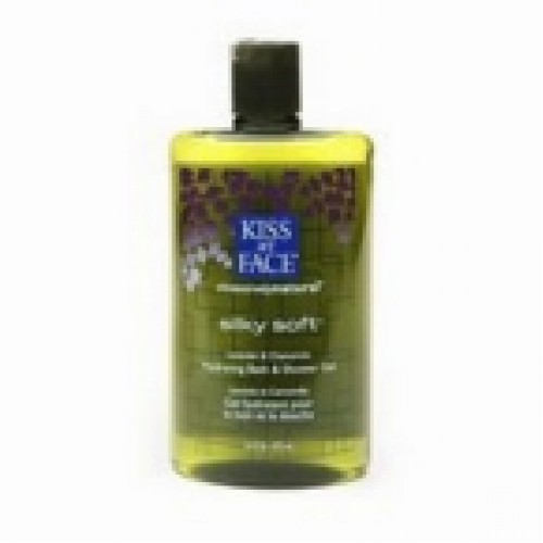 Kiss My Face Silky Soft Bath Shower Gel (4x16 Oz)