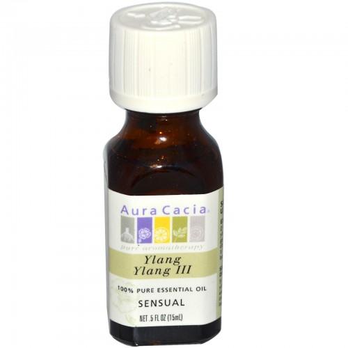 Aura Cacia Ylang Iii Essential Oil (2x0.5Oz)