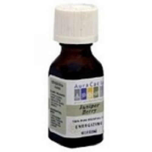Aura Cacia Juniper Berry Essential Oil (2x0.5Oz)