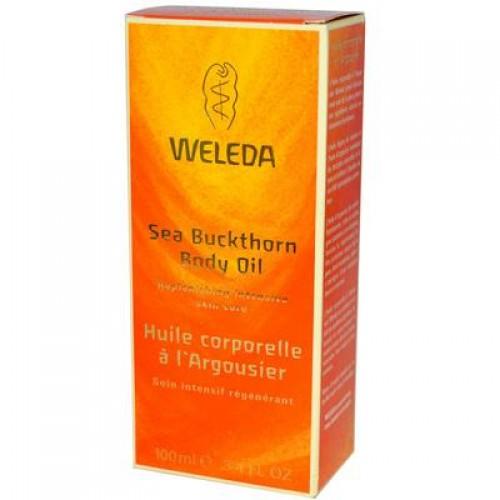 Weleda Sea Buckthorn Body Oil (2x3.4 Oz)