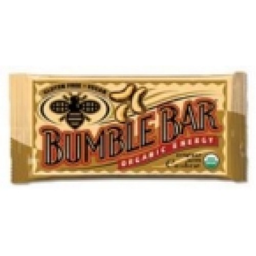 Bumble Bar Original Energy Bar With Cashews (12x1.4 Oz)