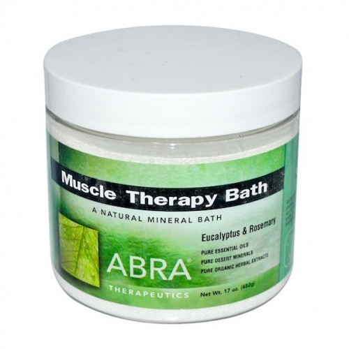 Abra Therapeutics Muscle Therapy Bath (4x17OZ)