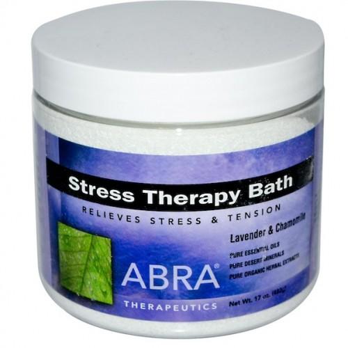 Abra Therapeutics Stress Therapy Bath (4x17OZ)