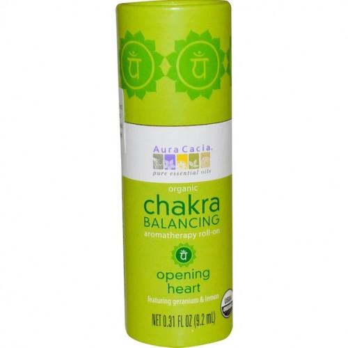 Aura Cacia Chakra Balance Opening (2x0.31OZ )