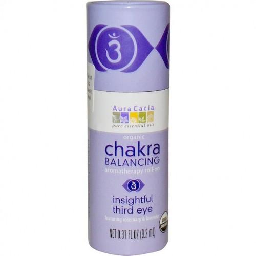 Aura Cacia Chakra Balance Insightful (2x0.31OZ )