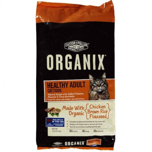 Castor & Pollux Healthy Adult Cat (1x12LB)
