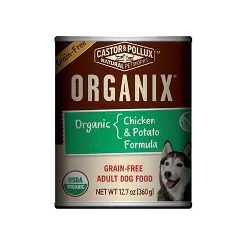 Castor & Pollux Org Chicken Potato Dog (12x12.7OZ)