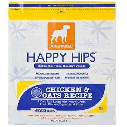 Dogswell Hh Chicken/Oats Dry Dg (6x4LB)