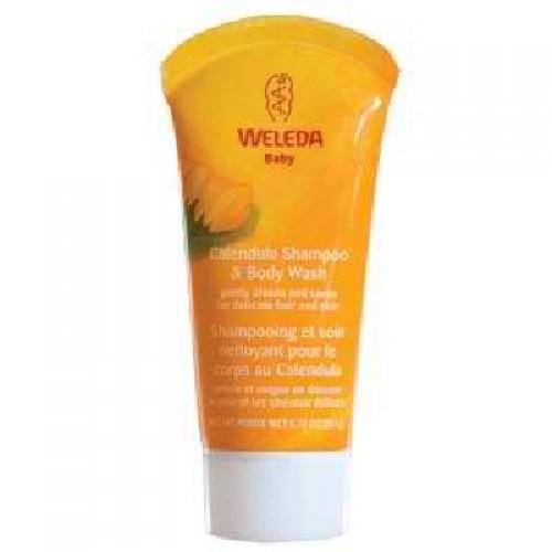Weleda Products Calendula Baby Shampoo & Wash (2x6.8OZ)
