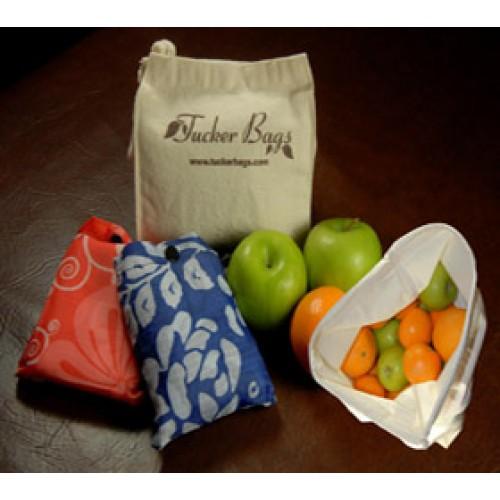 TuckerBags Shopping Set - 3 Pack