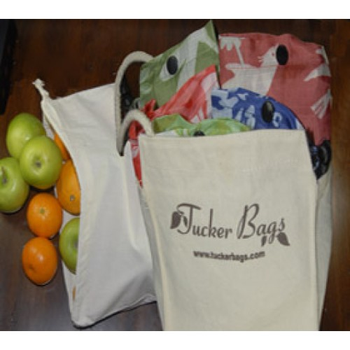 TuckerBags Shopping Set - 5 Pack