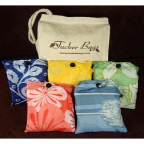 TuckerBags Floral 5 Pack