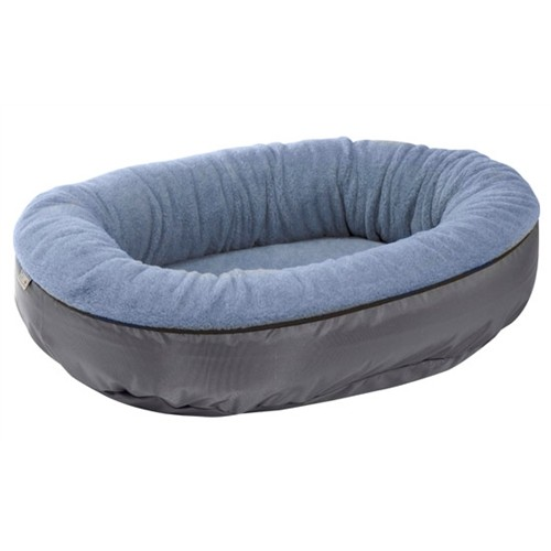 Sky Blue Fleece Eco+ Orio Bed
