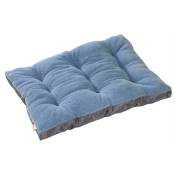Sky Blue Fleece Eco+ Futon