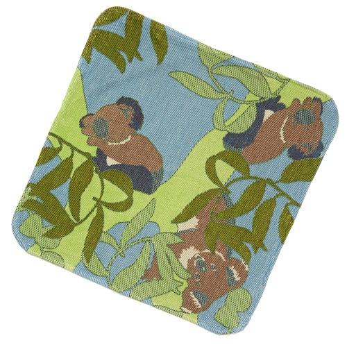 Blue Koala Hooded Towel