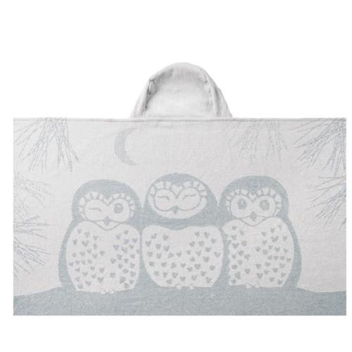 Grey Owl Bath Wrap