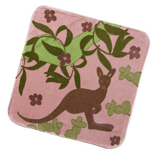 Pale Rose Kangaroo Hooded Towel