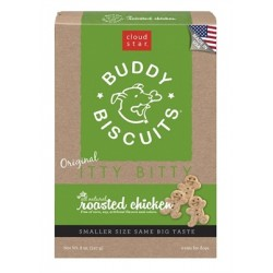 Cloud Star® ITTY BITTY Buddy Biscuits™ - Roasted Chicken Madness 8 oz. - 12 packages