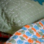 Elephant Quilted Sham