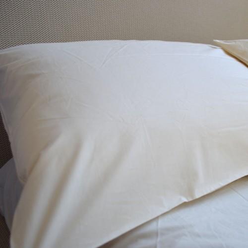 USA Made Percale Pillow Case Pair