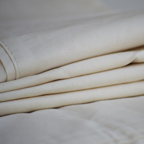 USA Made Percale Flat Sheet