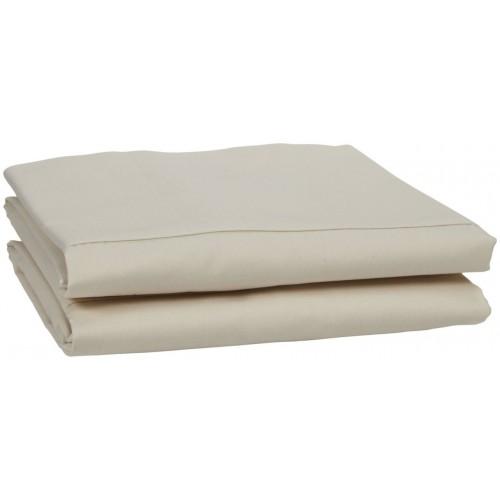 USA Made Sateen Pillow Case Pair