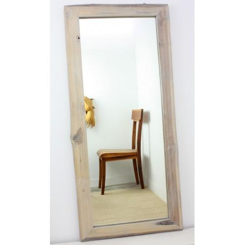 Mirror Ne Teak Rectangle