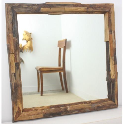 Mirror Ne Teak Branch