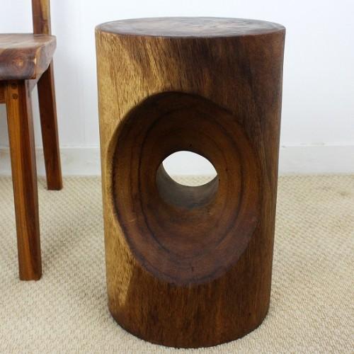 Peephole Stool